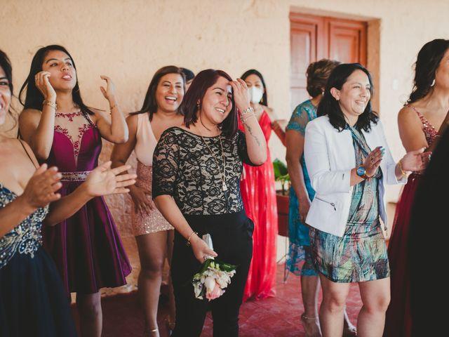 El matrimonio de Romina y Percy en Yanahuara, Arequipa 121