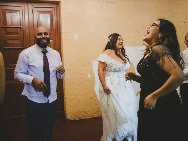 El matrimonio de Romina y Percy en Yanahuara, Arequipa 134