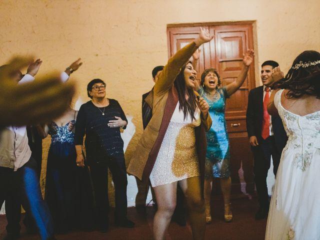 El matrimonio de Romina y Percy en Yanahuara, Arequipa 139