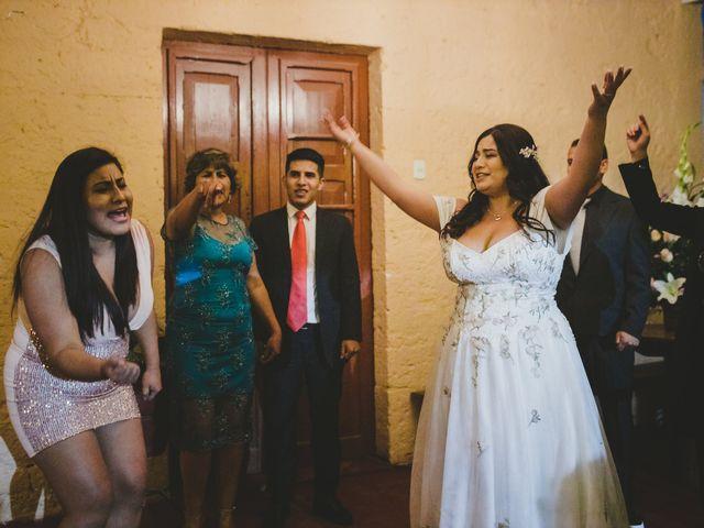 El matrimonio de Romina y Percy en Yanahuara, Arequipa 140