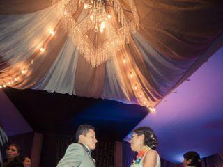 El matrimonio de Milagros y Danilo 1
