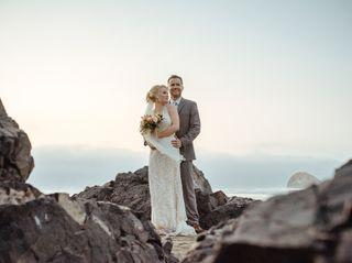 El matrimonio de Cailin y René