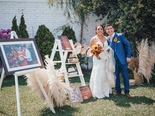 El matrimonio de César y Melissa 3