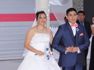 El matrimonio de Sylvia y Eduardo 1