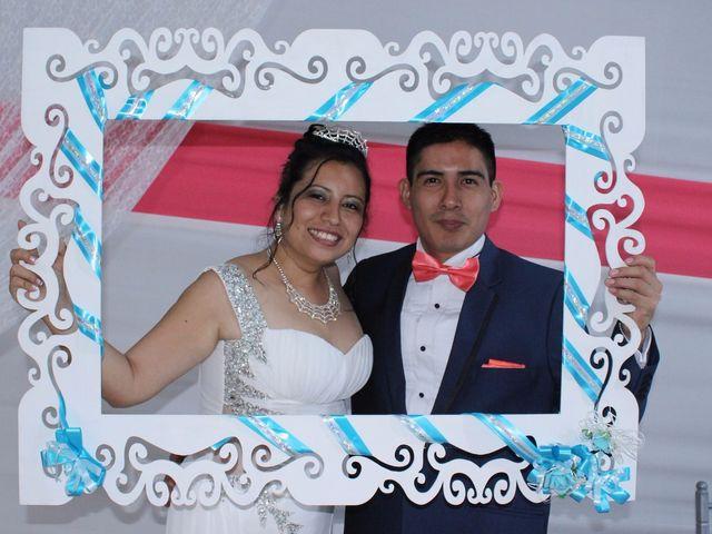 El matrimonio de Sylvia y Eduardo