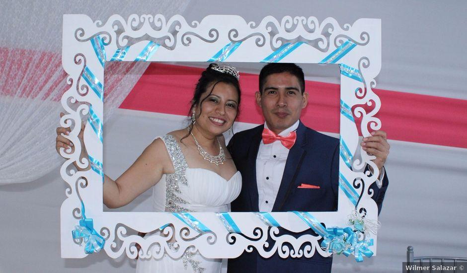 El matrimonio de Eduardo y Sylvia en Trujillo, La Libertad