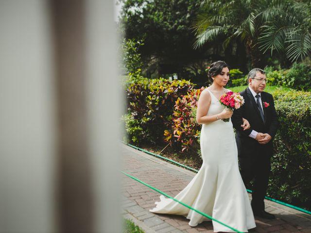 El matrimonio de Edison y Diana en San Borja, Lima 10