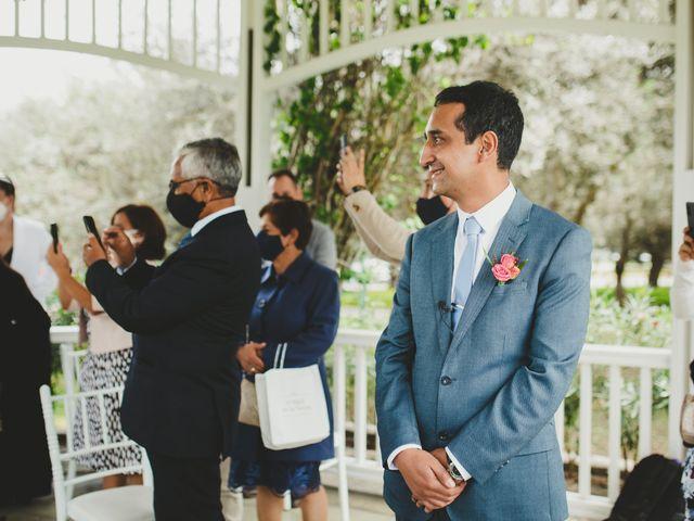 El matrimonio de Edison y Diana en San Borja, Lima 11