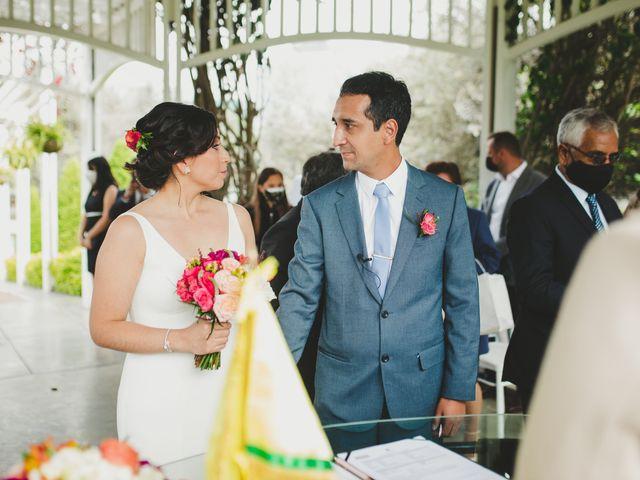 El matrimonio de Edison y Diana en San Borja, Lima 13