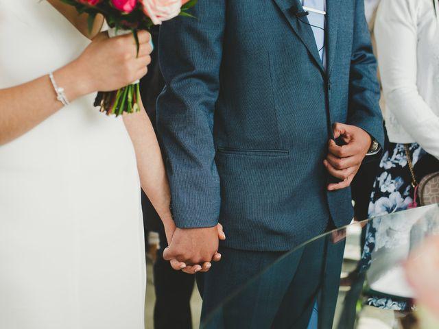 El matrimonio de Edison y Diana en San Borja, Lima 15