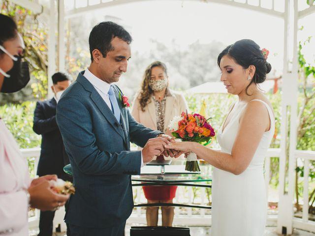 El matrimonio de Edison y Diana en San Borja, Lima 19