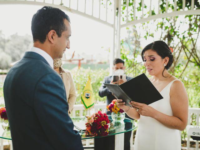 El matrimonio de Edison y Diana en San Borja, Lima 20
