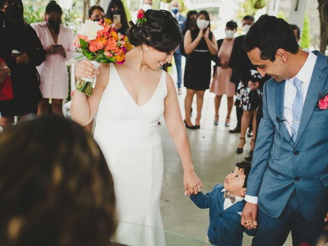 El matrimonio de Edison y Diana en San Borja, Lima 22