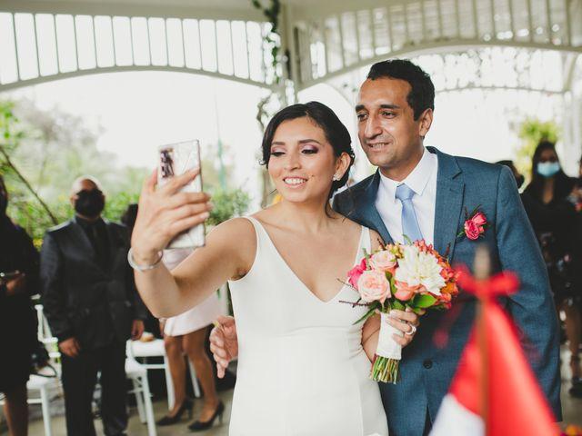 El matrimonio de Edison y Diana en San Borja, Lima 24
