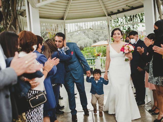 El matrimonio de Edison y Diana en San Borja, Lima 27