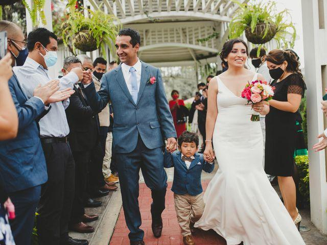 El matrimonio de Edison y Diana en San Borja, Lima 28