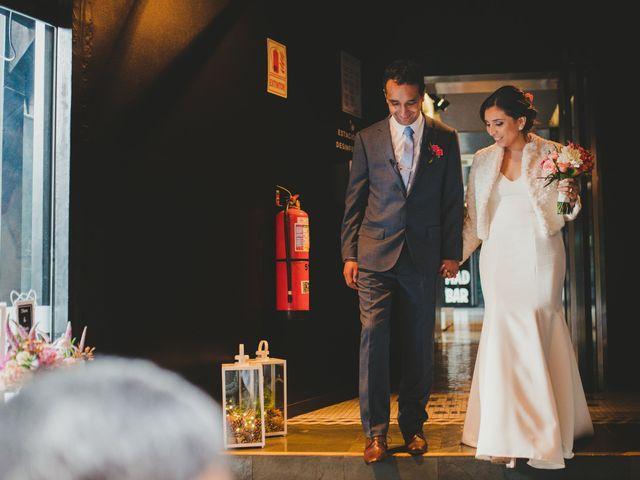 El matrimonio de Edison y Diana en San Borja, Lima 33