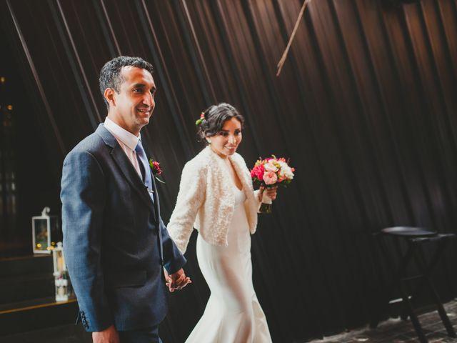 El matrimonio de Edison y Diana en San Borja, Lima 34