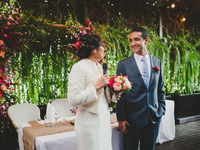El matrimonio de Edison y Diana en San Borja, Lima 35