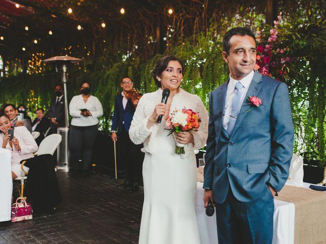 El matrimonio de Edison y Diana en San Borja, Lima 36
