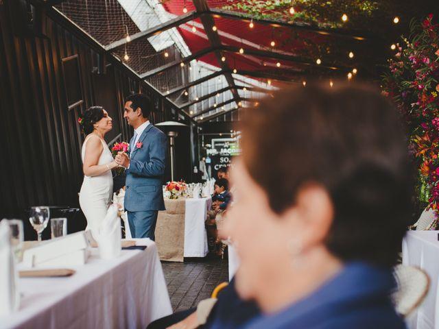 El matrimonio de Edison y Diana en San Borja, Lima 37
