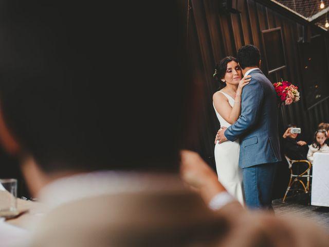 El matrimonio de Edison y Diana en San Borja, Lima 39
