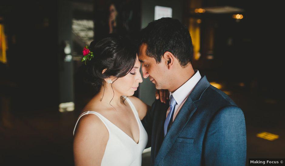 El matrimonio de Edison y Diana en San Borja, Lima