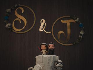 El matrimonio de Jean y Sharon 1