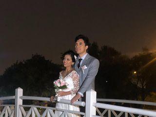 El matrimonio de Janice  y Leo 1