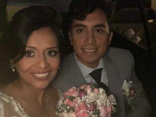 El matrimonio de Janice  y Leo