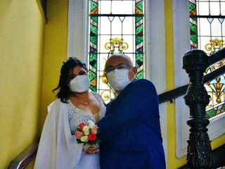 El matrimonio de Igor y María 2