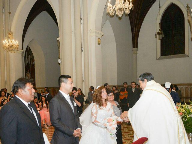 El matrimonio de Santiago y Luciana  en Lima, Lima 3