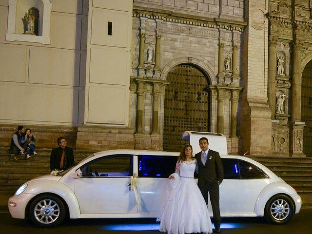 El matrimonio de Santiago y Luciana  en Lima, Lima 7