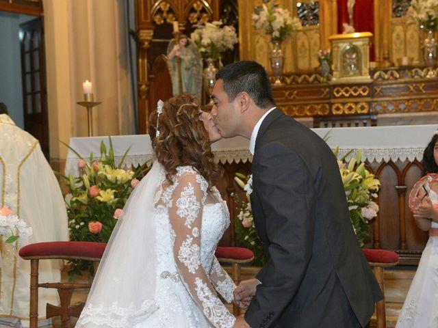 El matrimonio de Santiago y Luciana  en Lima, Lima 1