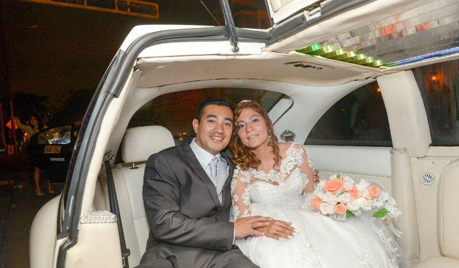 El matrimonio de Santiago y Luciana  en Lima, Lima