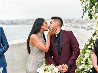 El matrimonio de Sapna y Christian
