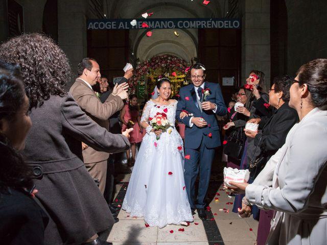 El matrimonio de Rafael y Sofía