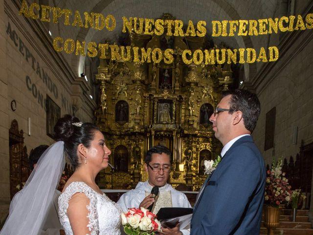 El matrimonio de Sofía y Rafael en Cajamarca, Cajamarca 24