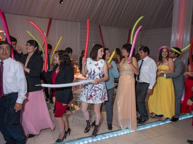 El matrimonio de Sofía y Rafael en Cajamarca, Cajamarca 41