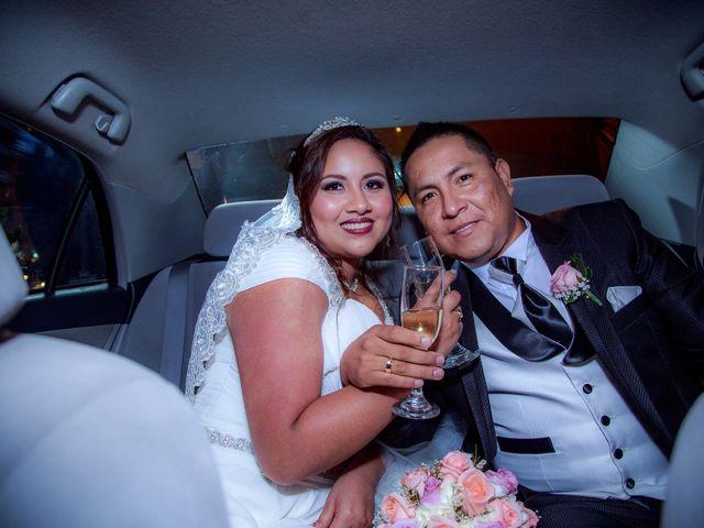 El matrimonio de Alexandra y Liderling