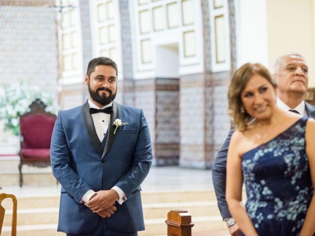 El matrimonio de Richard y Athenas en Chorrillos, Lima 2