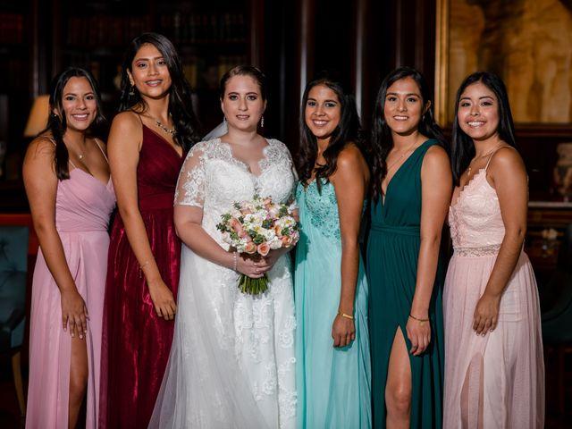 El matrimonio de Richard y Athenas en Chorrillos, Lima 38