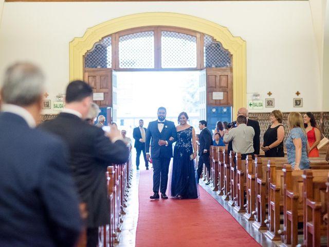 El matrimonio de Richard y Athenas en Chorrillos, Lima 46