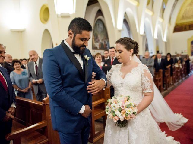 El matrimonio de Richard y Athenas en Chorrillos, Lima 52