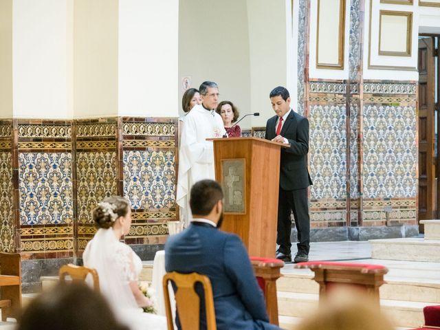 El matrimonio de Richard y Athenas en Chorrillos, Lima 57
