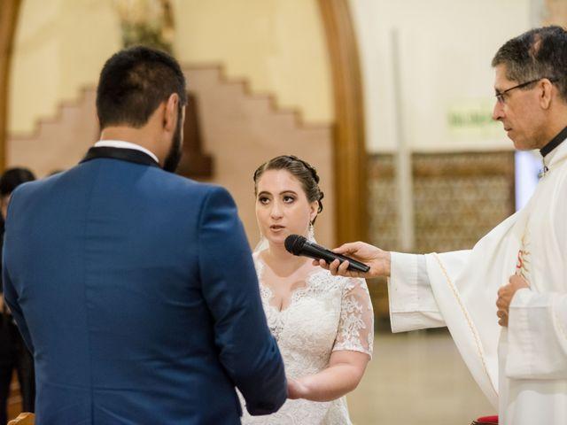 El matrimonio de Richard y Athenas en Chorrillos, Lima 64