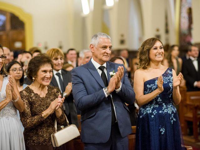 El matrimonio de Richard y Athenas en Chorrillos, Lima 69