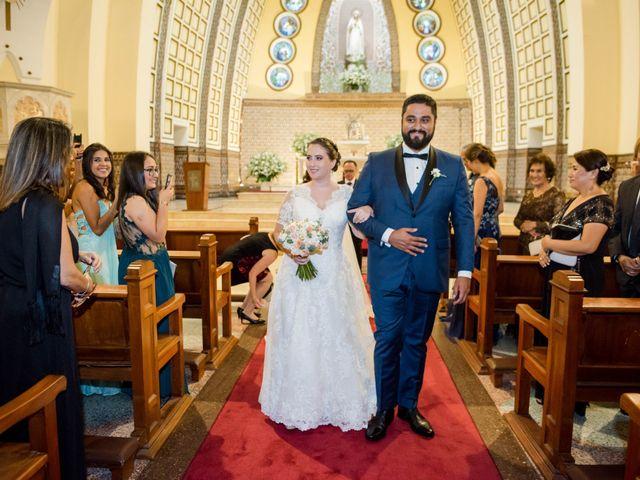 El matrimonio de Richard y Athenas en Chorrillos, Lima 80
