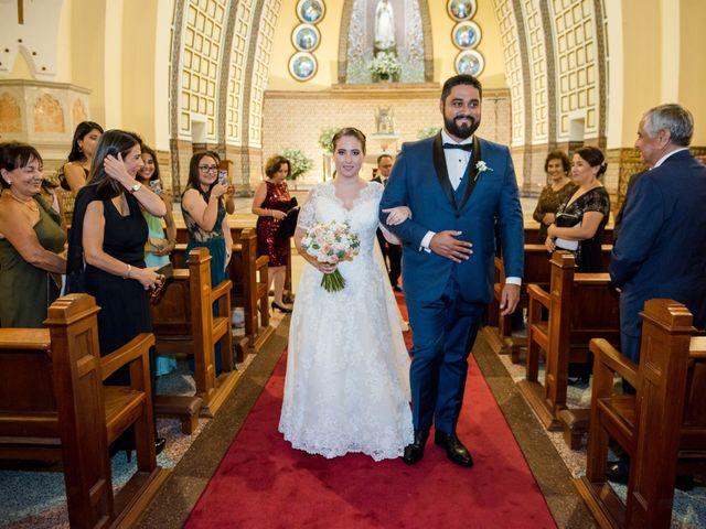 El matrimonio de Richard y Athenas en Chorrillos, Lima 81