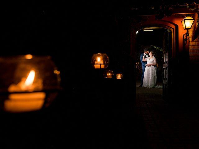 El matrimonio de Richard y Athenas en Chorrillos, Lima 1